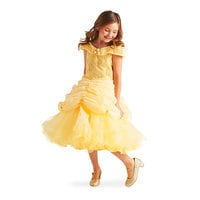 Image of Belle Signature Costume for Kids # 1