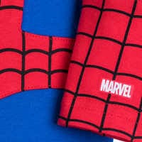 Image of Spider-Man Costume Bodysuit Set for Baby # 5