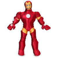 Image of Iron Man Plush Doll - 14 1/2'' # 1