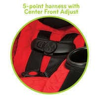 Image of Mickey Mouse Convertible Car Seat # 4