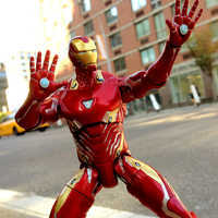 Image of Iron Man Collector Edition Action Figure - Marvel Select # 6