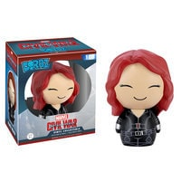 Image of Black Widow Dorbz Vinyl Figure by Funko - Captain America: Civil War # 1