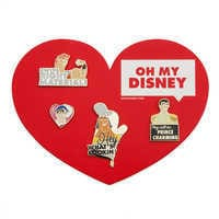Image of Disney Prince Pin Set 2 - Oh My Disney # 2