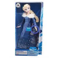 Image of Elsa Singing Doll - Frozen # 3