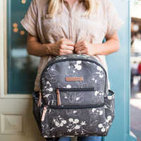 Image of Mickey Mouse Ace Diaper Backpack by Petunia Pickle Bottom # 5