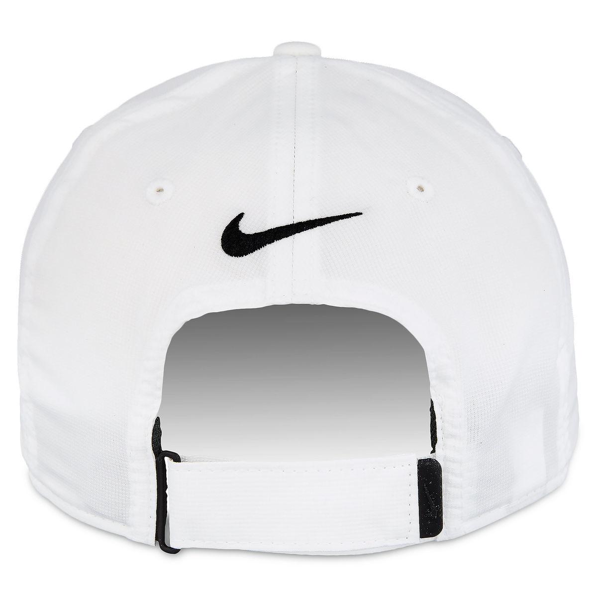 9da905a999e Mickey Mouse Silhouette Baseball Hat by Nike - White