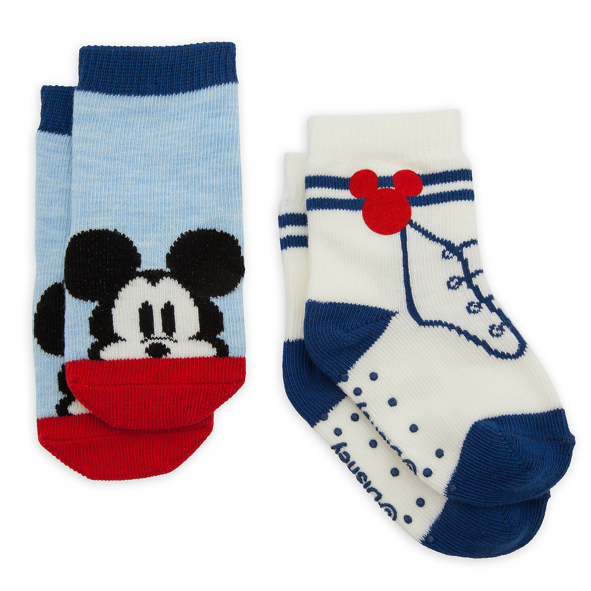 Mickey Mouse Socks For Baby 2 Pack Shopdisney
