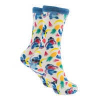 Image of Stitch Fruit Pattern Socks for Adults # 2