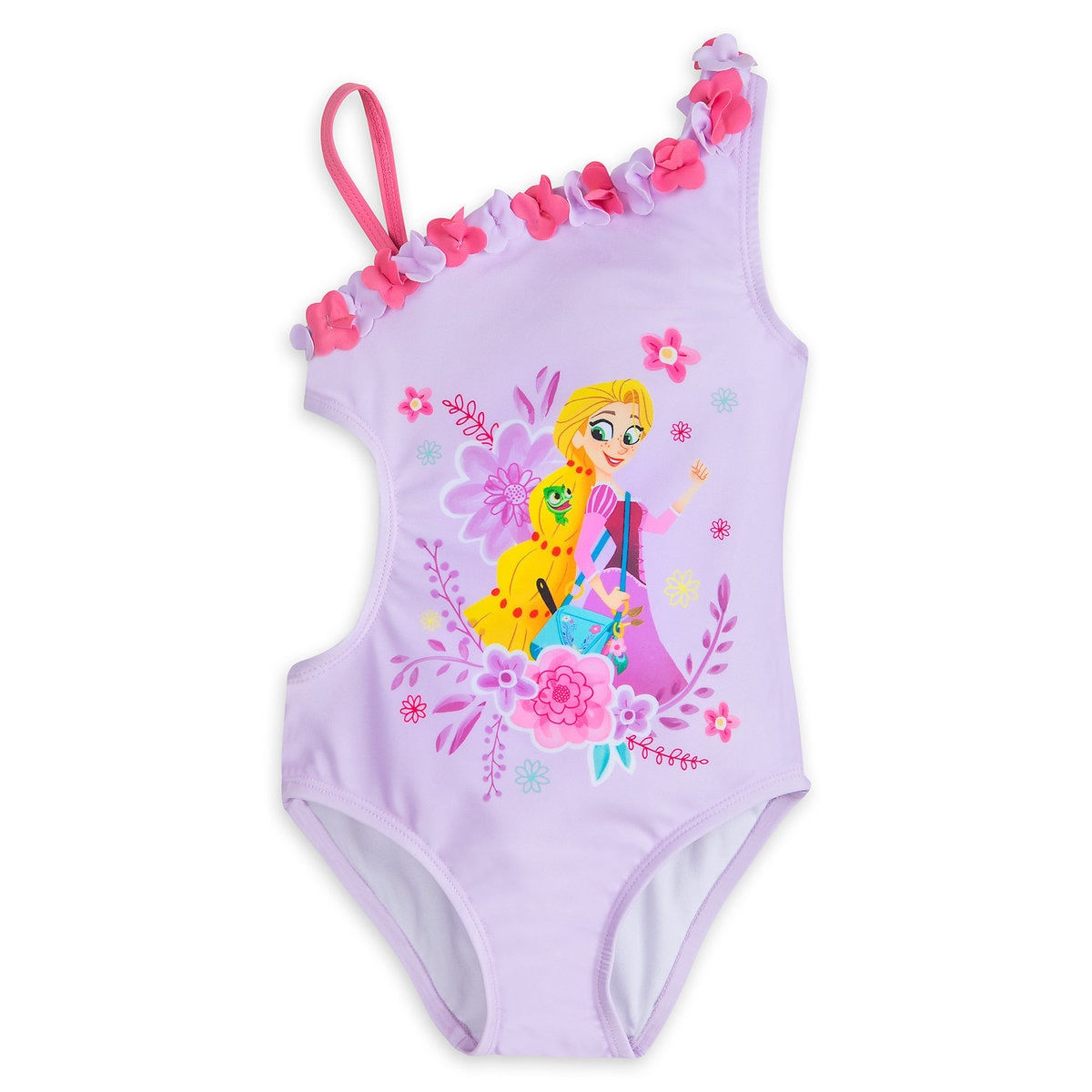 11ce6b5a1e Product Image of Rapunzel Swimsuit for Girls # 1