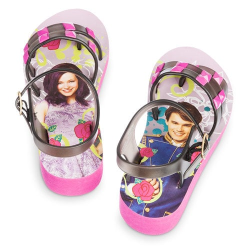Descendants Platform Sandals for Kids