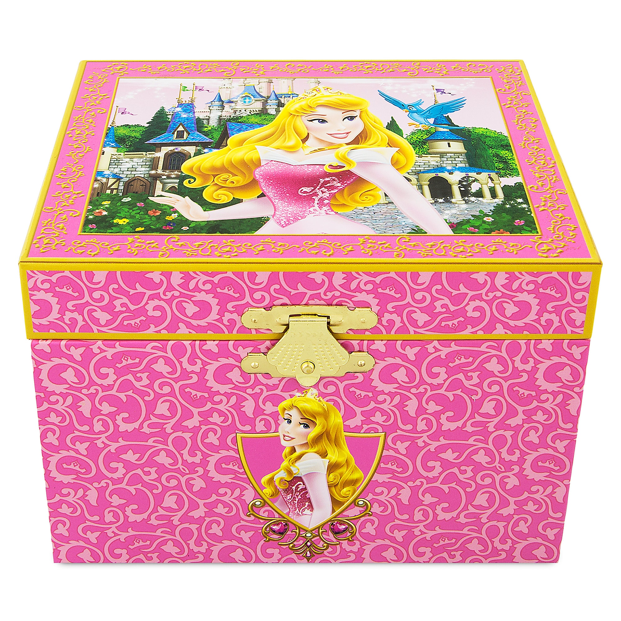 Aurora Musical Jewelry Box Sleeping Beauty shopDisney