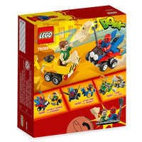 Image of Mighty Micros: Scarlet Spider vs. Sandman Playset by LEGO # 4