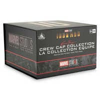 Image of Limited Edition Collector Boxed Iron Man Cap by New Era - Marvel Studios Crew Cap Collection # 9