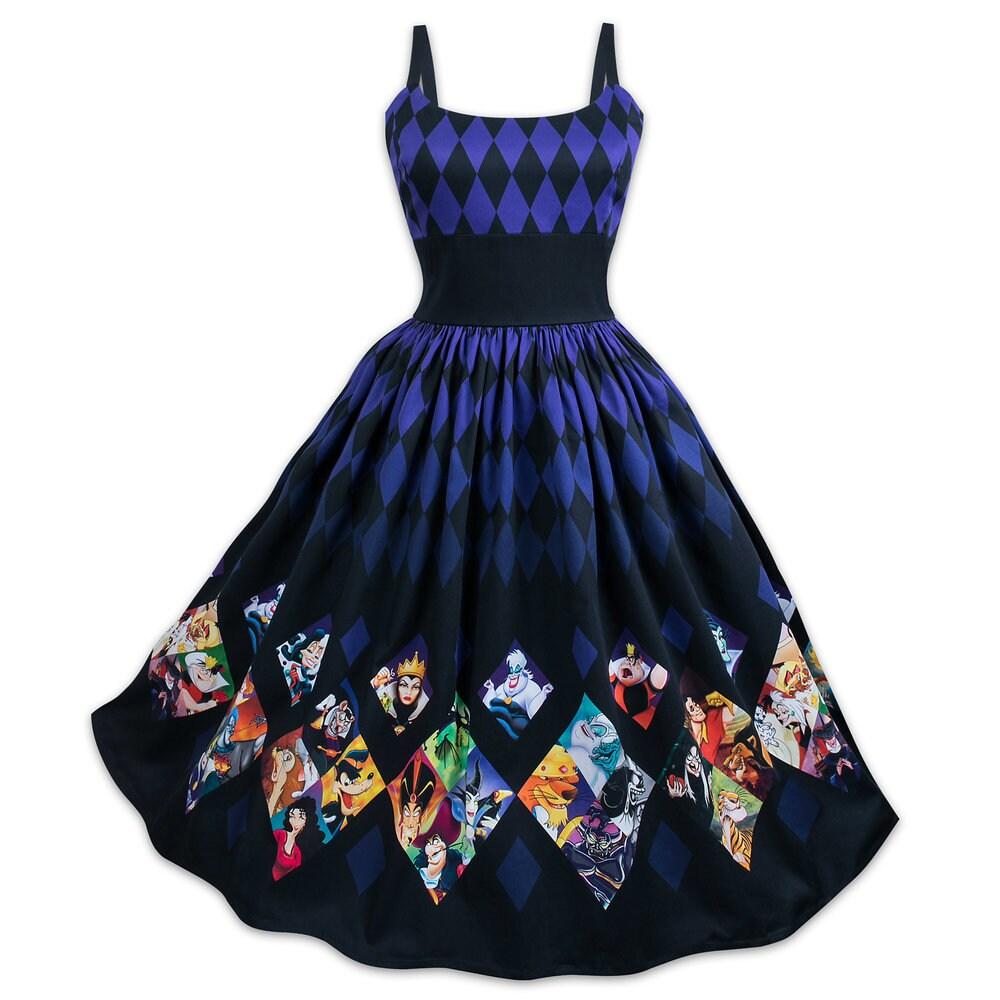 Disney Villains Dress for Women