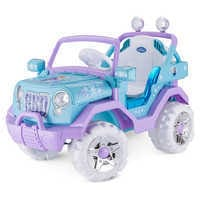Image of Frozen Electric Ride-On 4x4 # 1