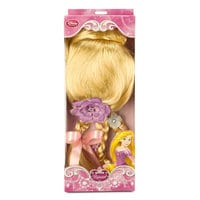 Image of Rapunzel Wig with Braid # 3