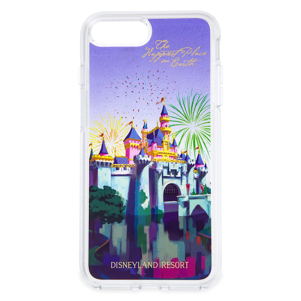 huge discount c7344 ee4fa Sleeping Beauty Castle iPhone 8 Plus/7 Plus Case by OtterBox - Disneyland