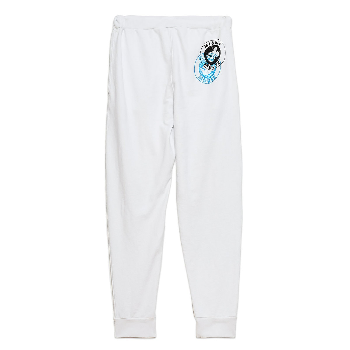 f1a718c208085c Mickey Mouse Sweatpants for Adults by Opening Ceremony - White ...