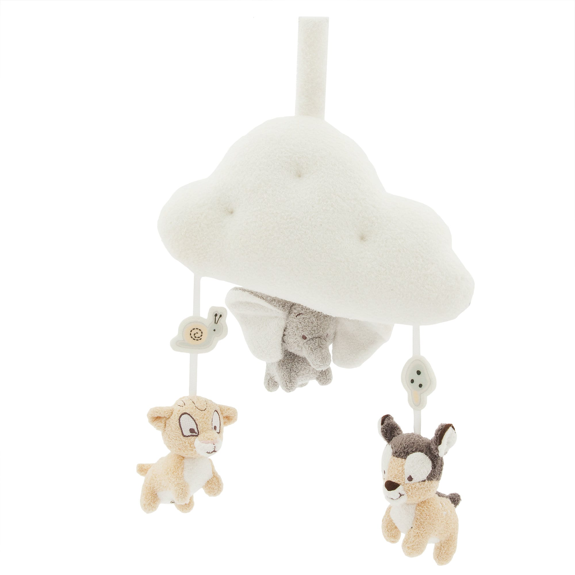 Disney Classics Musical Pull Toy for Baby