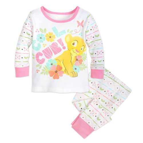 Disney Nala PJ PALS for Baby - The Lion King