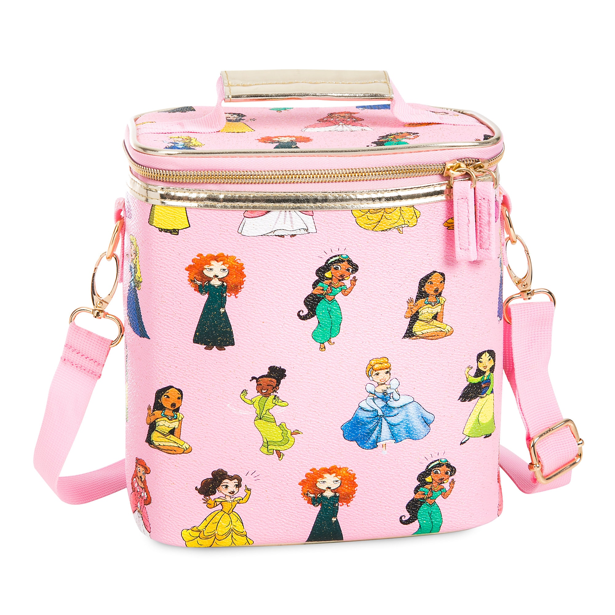 7fe0626ec791 Disney Princess Lunch Box is now available for purchase – Dis ...
