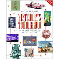 Image of Yesterday's Tomorrow: Disney's Magical Mid-Century Book # 1