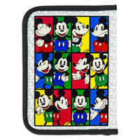 Image of Mickey Mouse Zip-Up Stationery Kit # 2