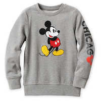 Image of Mickey Mouse Sweatshirt for Boys - Chicago # 1