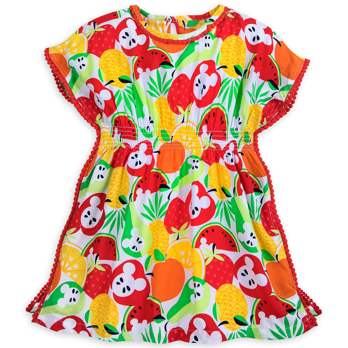 Product Image Of Mickey Mouse Fruit Dress For S Summer Fun 1