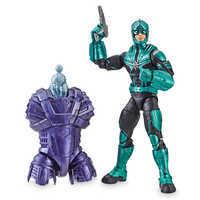 Image of Starforce Commander Action Figure - Legends Series - Marvel's Captain Marvel # 1