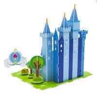Image of Cinderella 3D Puzzle Set # 3