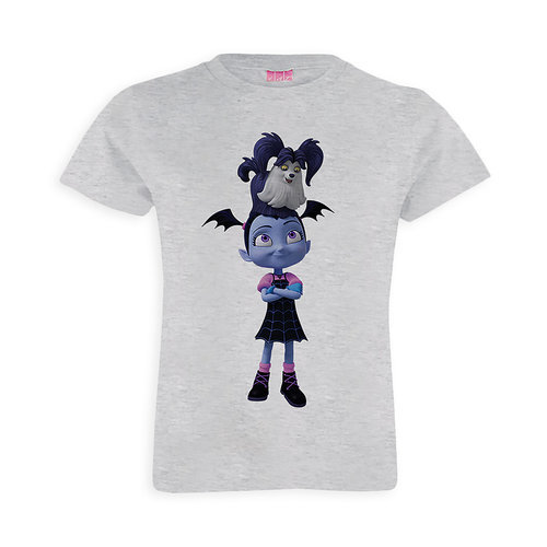 Vampirina And Wolfie T Shirt Girls Customizable