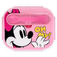 Image of Minnie Mouse Food Storage Container - Disney Eats # 3