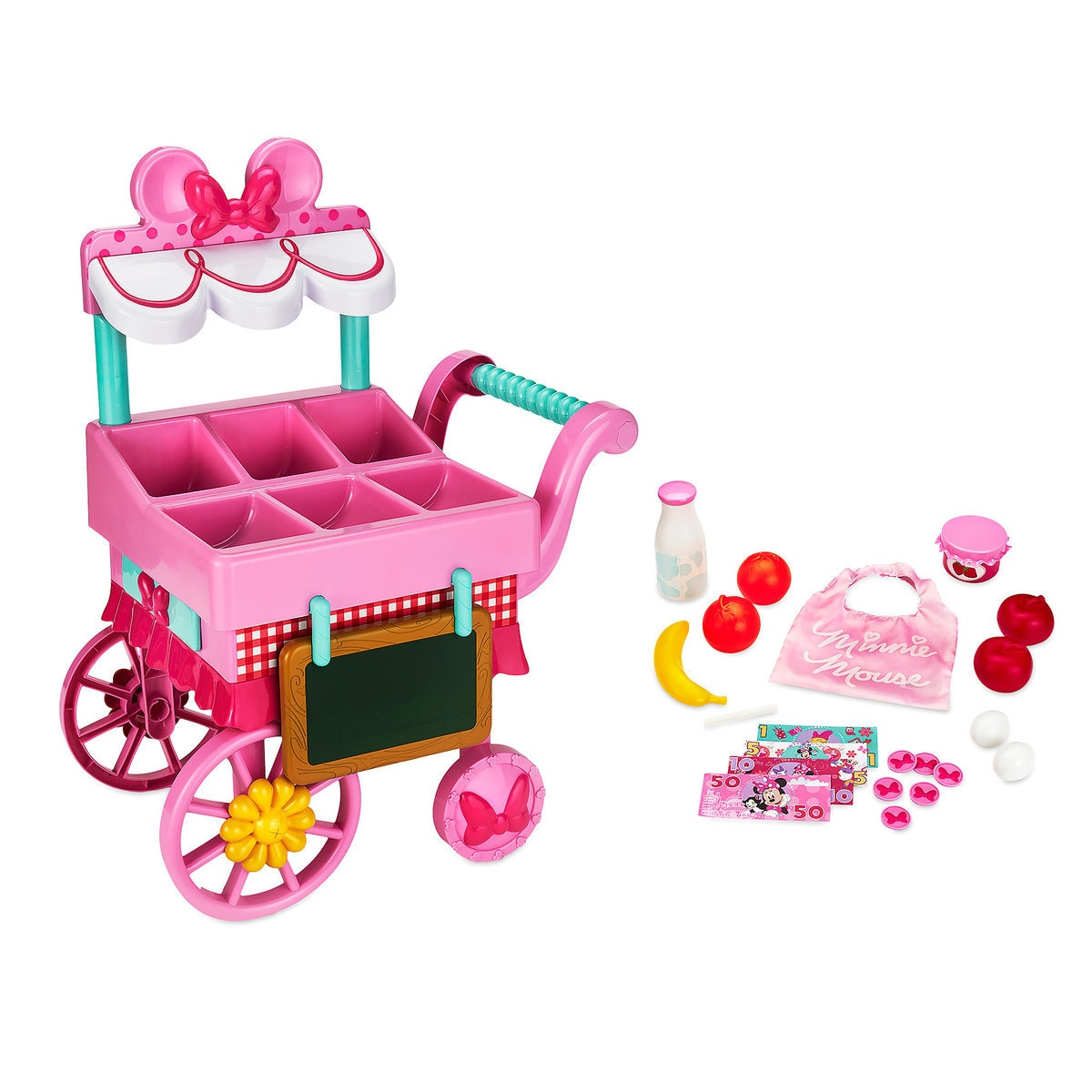 Product Image Of Minnie Mouse Farmer S Market Stand 1