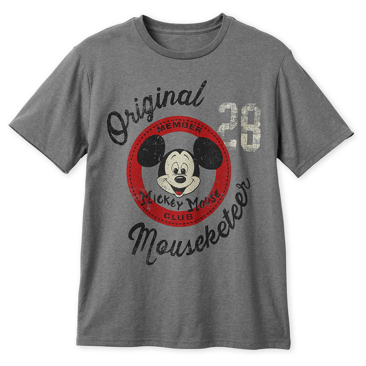 673fbc1d Product Image of The Mickey Mouse Club Mouseketeer T-Shirt for Men # 1