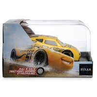 Image of Petrolski Pull 'N' Race Die Cast Car - Cars # 4