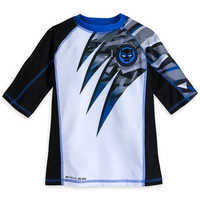 Image of Black Panther Rash Guard for Boys by Our Universe # 1