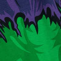 Image of Hulk Costume Lounge Pants for Men # 3