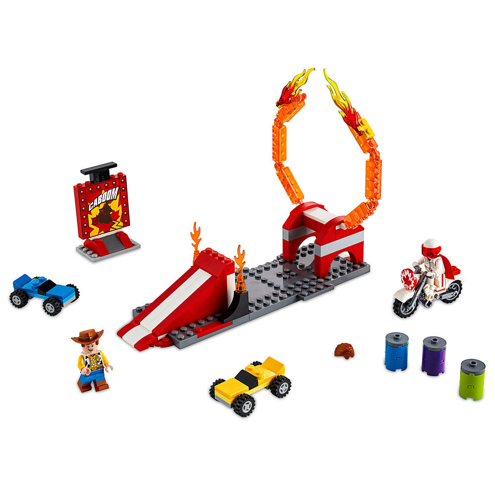 Duke Caboom's Stunt Show Play Set by LEGO - Toy Story 4 Official shopDisney