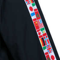 Image of Mickey Mouse Epcot Windbreaker Jacket for Men # 2