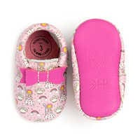 Image of Bo Peep Moccasins for Baby by Freshly Picked # 2