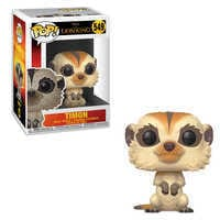 Image of Timon Pop! Vinyl Figure by Funko - The Lion King 2019 Film # 1
