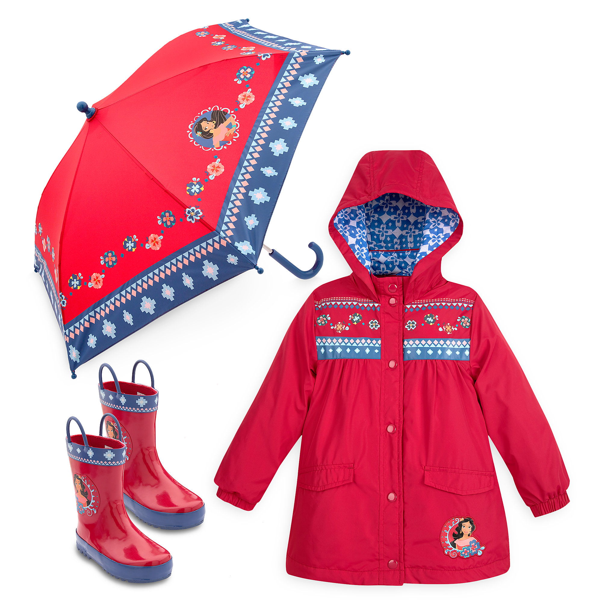 Elena of Avalor Rainwear Collection for Kids