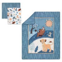 Image of The Lion King Crib Bedding Set by Lambs & Ivy # 1