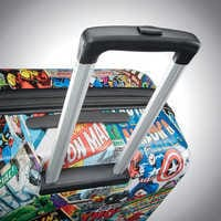 Image of Marvel Comics Rolling Luggage by American Tourister - Large # 3