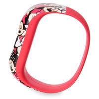 Image of Minnie Mouse Garmin vivofit jr. 2 Accessory Stretchy Band # 3