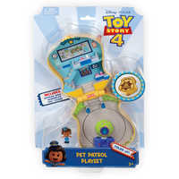 Image of Giggle McDimples Pet Patrol Play Set - Toy Story 4 # 3