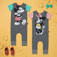Image of Mickey Mouse Classic Romper for Baby and Kids by Rags # 4