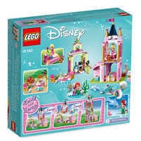 Image of Ariel, Aurora, and Tiana's Royal Celebration Playset by LEGO # 8