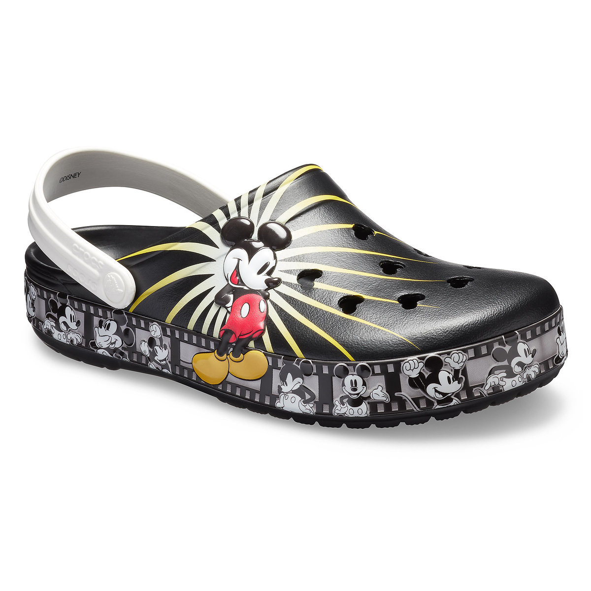 b3d4712c944 Product Image of Mickey Mouse Clogs for Adults by Crocs # 1